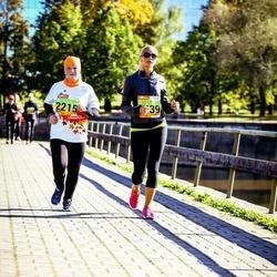 4. Tartu Linnamaraton - Hanna-Liisa Kallas (2215), Ann Ipsberg (5039)