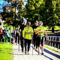 4. Tartu Linnamaraton - Pirje Haljaste (5029), Hedi Joost (5049)
