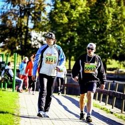 4. Tartu Linnamaraton - Jaak Kurel (5093), Andre Limbak (5121)