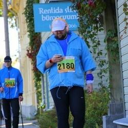 4. Tartu Linnamaraton - Jaan Jänesmäe (2180)