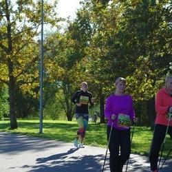 4. Tartu Linnamaraton - Kati Usin (3001), Brigitta Mõttus (5149), Merje Teder (5237)