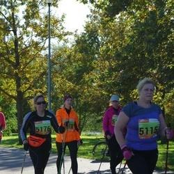 4. Tartu Linnamaraton - Anne-Lea Leppik (5115), Annely Põldaru (5176)