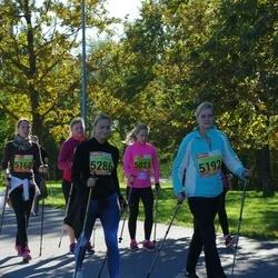 4. Tartu Linnamaraton - Liisa Eero (5021), Juuli Nõges (5160), Evelin Reinhold (5192), Kristi Arak (5286)