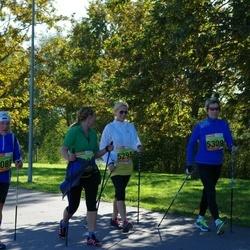 4. Tartu Linnamaraton - Väino Erilaid (2081), Hedi Reisenbuk (5295), Karin Kütt (5309)