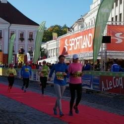 4. Tartu Linnamaraton - Helen Jõesaar (2175), Kaia-Liisa Metsson (2540)
