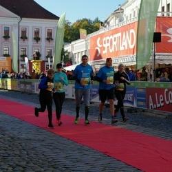 4. Tartu Linnamaraton - Viktor Popov (3106), Elena Budenovskaya (3107)