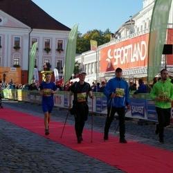 4. Tartu Linnamaraton - Tiidrek Koemets (5081), Joel Ibrus (5294)