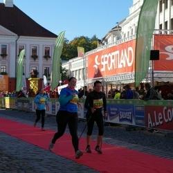 4. Tartu Linnamaraton - Brit Laak (2395), Aune Tamm (5231)