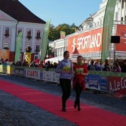 4. Tartu Linnamaraton - Janika Allingu (5009), Mariann Luhaoja (5131)
