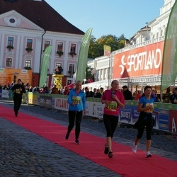 4. Tartu Linnamaraton - Milvi Jaago (2150), Berit Neumann (5159)