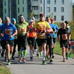 4. Tartu Linnamaraton - Enno Rohelpuu (56), Jorma Härmsalu (207)