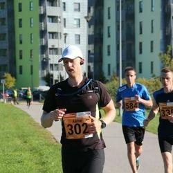 4. Tartu Linnamaraton - Aarne Vasarik (302), Aleksandr Lissovski (335), Janno Kikojan (584)