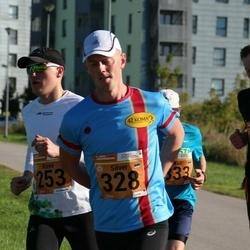 4. Tartu Linnamaraton - Kevo Jürmann (253), Silver Hannus (328), Märt Orgusaar (433)