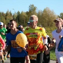 4. Tartu Linnamaraton - Kristen Kõks (625)