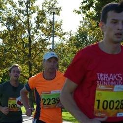 4. Tartu Linnamaraton - Andrus Kasekamp (2239), Sven Kask (10028)