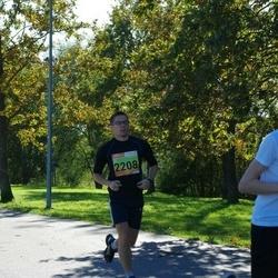 4. Tartu Linnamaraton - Kristjan Kanarbik (2208)