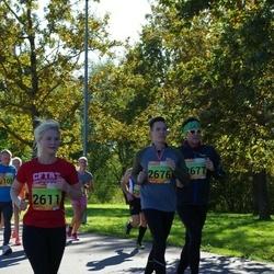 4. Tartu Linnamaraton - Annika Nõmme (2611), Siim Petersell (2676)