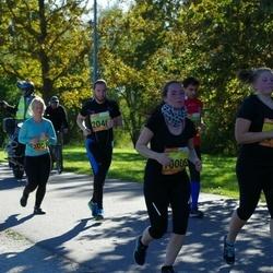 4. Tartu Linnamaraton - Federico Bellentani (2046), Birgit Viira (3058), Denise Blauch (10006)