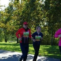 4. Tartu Linnamaraton - Silvia Kiigemägi (2277), Veljo Kiigemägi (2278), Anett Promen (2699)