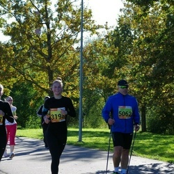 4. Tartu Linnamaraton - Sandra Lannes (3197), Sarah Lannes (3198), Ivar Karina (5062)