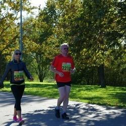 4. Tartu Linnamaraton - Aivar Kaljusaar (2210), Ann Ipsberg (5039)
