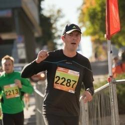 4. Tartu Linnamaraton - Kalmer Kikas (2287)