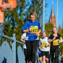 4. Tartu Linnamaraton - Katrin Laul (2421)