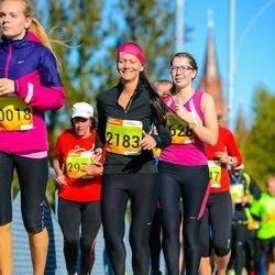 4. Tartu Linnamaraton - Kristi Järvemäe (2183)