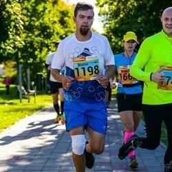 4. Tartu Linnamaraton - Martin Mäe (1198)