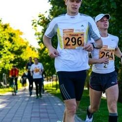 4. Tartu Linnamaraton - Timmo Kõrran (296)