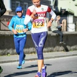 4. Tartu Linnamaraton - Anastasija Geraseva (123)