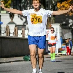 4. Tartu Linnamaraton - Artem Kobrin (270)