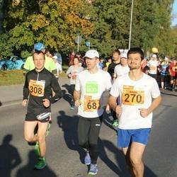 4. Tartu Linnamaraton - Meelis Koskaru (68), Artem Kobrin (270), Roman Errapart (308)