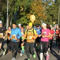 4. Tartu Linnamaraton - Mihkel Lääne (238), Ainar Ojasaar (282), Adeele Arnek (497), Maichl Suur (532)