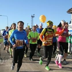 4. Tartu Linnamaraton - Mihkel Lääne (238), Adeele Arnek (497)