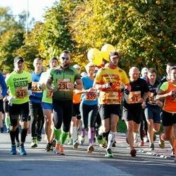 4. Tartu Linnamaraton - Karl Kaljumäe (42), Villu Joa (97), Kristjan Timmusk (236), Priit Põlgast (341), Mari Hummal (592)