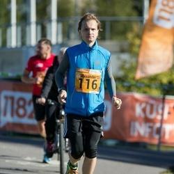4. Tartu Linnamaraton - Alexander Yudkin (116)