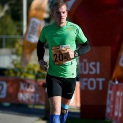 4. Tartu Linnamaraton - Tarvo Albri (204)
