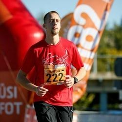 4. Tartu Linnamaraton - Karl Erik Elmet (222)