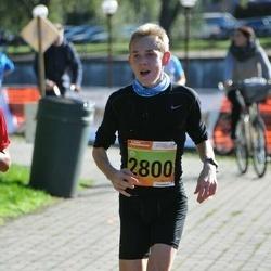 4. Tartu Linnamaraton - Mart Leo Ruus (2800)