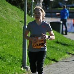 4. Tartu Linnamaraton - Annika Vaher (2200)