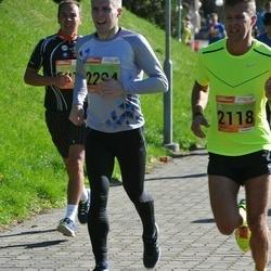 4. Tartu Linnamaraton - Ero Helemäe (2118), Taavi Kirss (2294)