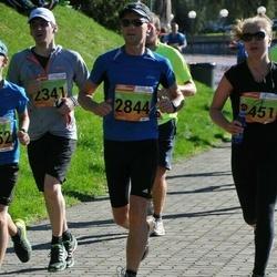4. Tartu Linnamaraton - Kristjan Krips (2341), Hanno Murrand (2844)