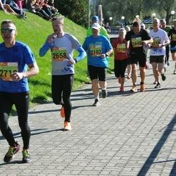 4. Tartu Linnamaraton - Toomas Hain (2102), Egert Pani (2658)