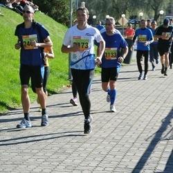 4. Tartu Linnamaraton - Valve Liivak (2460), Andrus Mutli (3173)