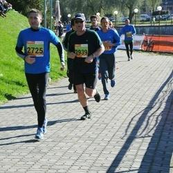 4. Tartu Linnamaraton - Jüri Pärtelpoeg (2725), Kalle Tiitso (2939)
