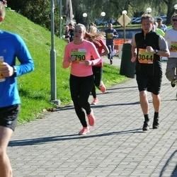 4. Tartu Linnamaraton - Kristel Roose (2790), Timo Vennik (3044)
