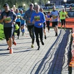 4. Tartu Linnamaraton - Urmo Pungar (2706), Jaan Saame (2810), Ants Torim (2967)