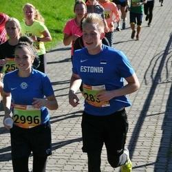 4. Tartu Linnamaraton - Karel Seli (2832), Alina Unukainen (2996)
