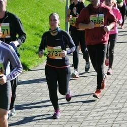 4. Tartu Linnamaraton - Annemari Rammo (2737), Janek Süld (2886)
